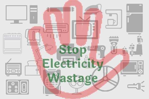 How to Stop Electricity Wastage? | Greensutra | India