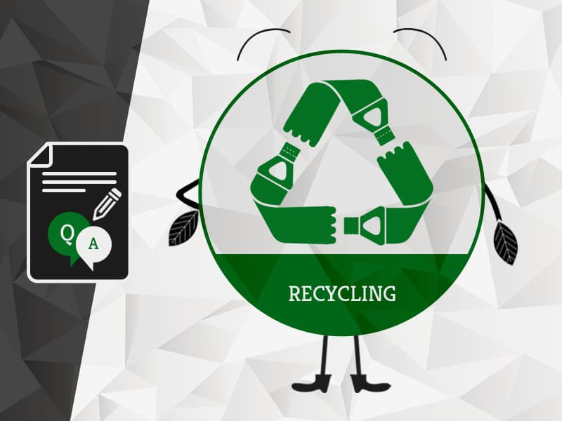 Recycling   Question Category   Experts Corner   Greensutra   India