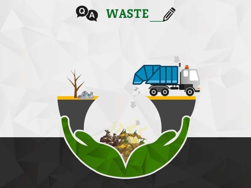 Waste Related Questions | GreenSutra | India