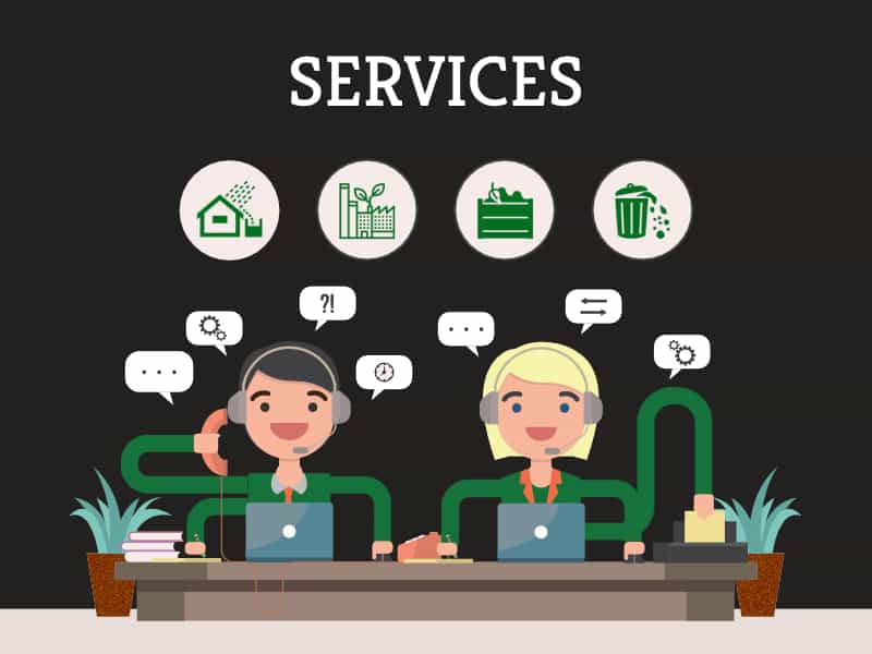 Services by GreenSutra | India